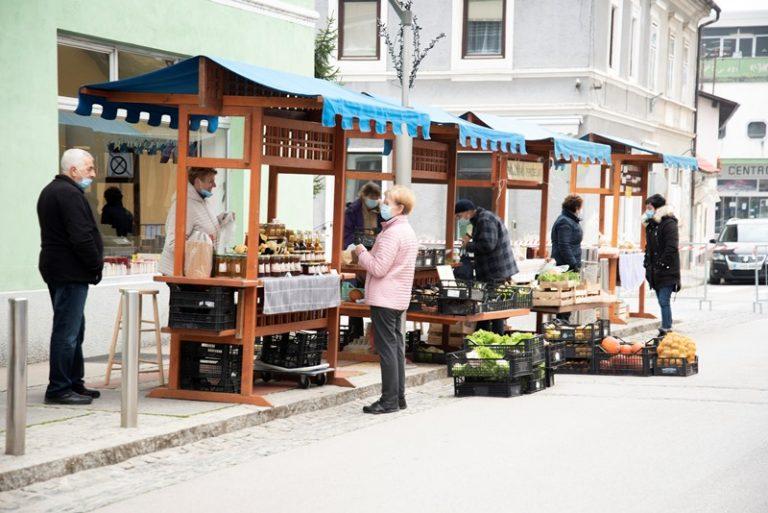 Litijska tržnica Na plac