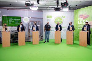 Na Dnevih slovenskega lesarstva o nujnosti povečanja predelave lesa